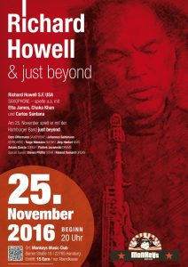 Richard Howel & just beyond